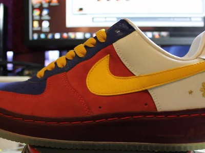 Nike Air Force 1 Jose Rizal Philippines Edition