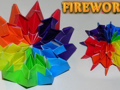 Origami Fireworks by Yami Yamauchi