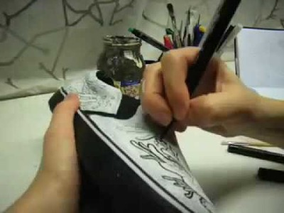 Shoe customize (tutorial)