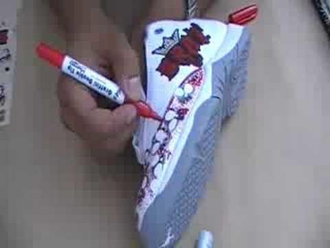 Tag-Its Custom Sneaker Kit