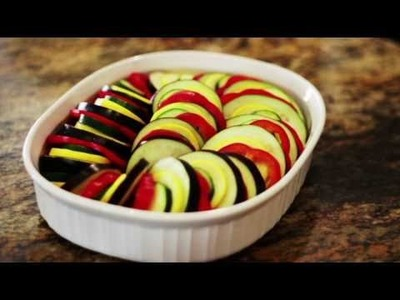 The Foodie Chef Makes Ratatouille | The Foodie Chef | Personal Chef Houston