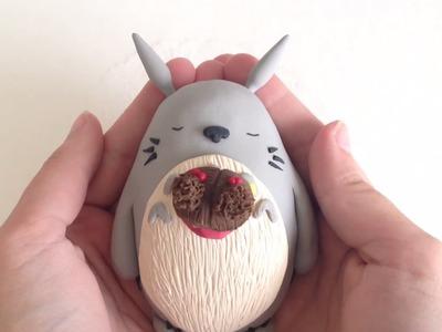 Totoro and Mei Figurine DIY