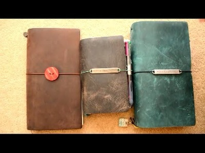 Traveler's Notebooks March 2014