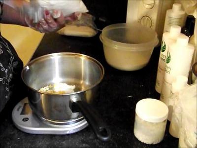 Tutorial-How To Make Emulsified Sugar Scrubs!
