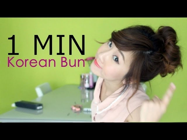 1 Min Korean Bun