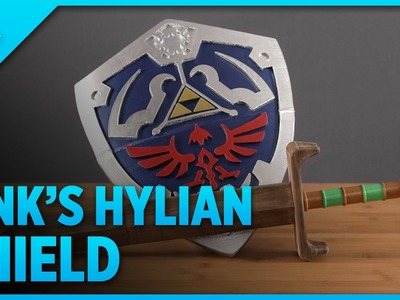 3D Print Link's Hylian Shield