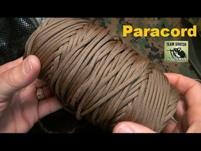 550 Paracord Uses