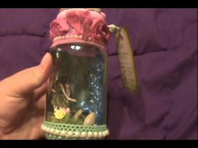 Captured Fairy Bottle