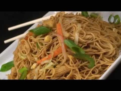 Chinese Noodles (Indo Chinese) Recipe Video