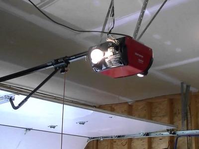 Craftsman Die Hard Garage Door Opener Update