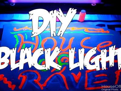 DIY Black Light Phone Hack