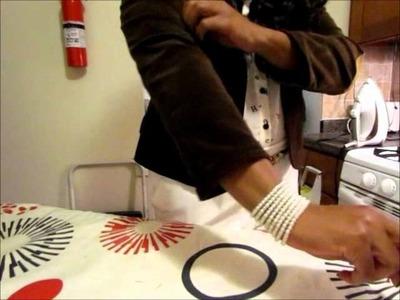 DIY Elbow Patch Blazer
