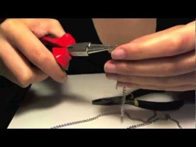 Diy: layered chain ring
