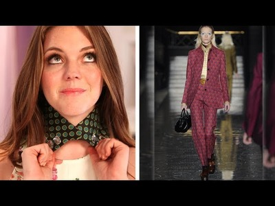 DIY: Make a Fabric Embellished Collar Inspired by Miu Miu