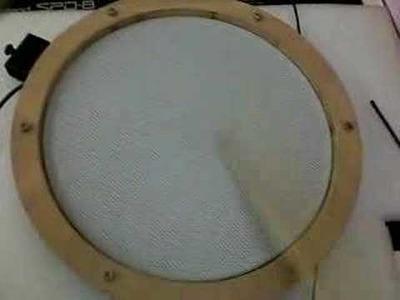 DIY Mesh E-Drum