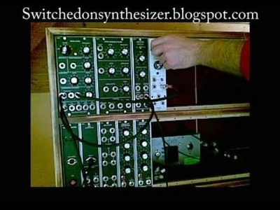 DIY Yusynth Sample and Hold. Noise generator
