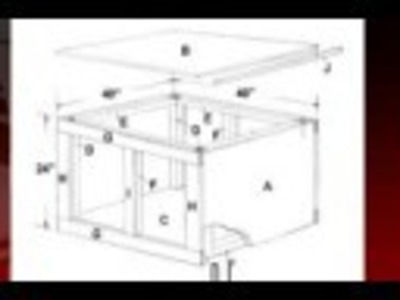 Extreme How To - Build a Rolling Tool Cabinet