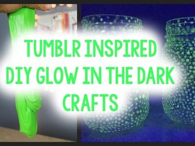 Glow In The Dark Crafts | Tanner & Courtney