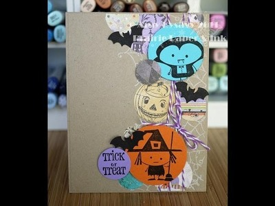 Halloween Card Series - Card #5