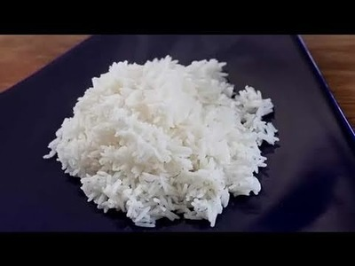 How To Cook The Perfect Basmati Rice Using The Absorption Method