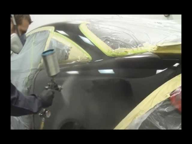 How to Fix a Dent & Paint