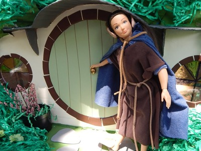 How to Make a Hobbit Hole Doll House for Your Lammily Doll