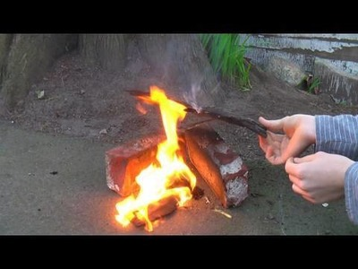 How to Make Firestarters