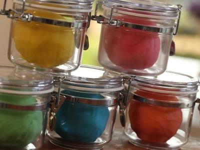 How to Make Homemade Play Dough || KIN PARENTS