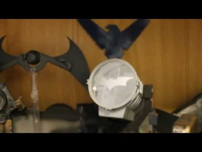How To Make Nightwing Emblem-DIY Tuesdays