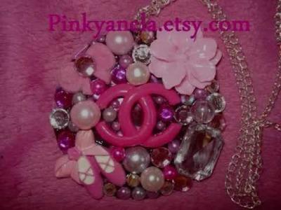 Japanese Deco items at pinkyanela.etsy.com! ~ Hello Kitty, My Melody, Charmmy Kitty, Kuromi~