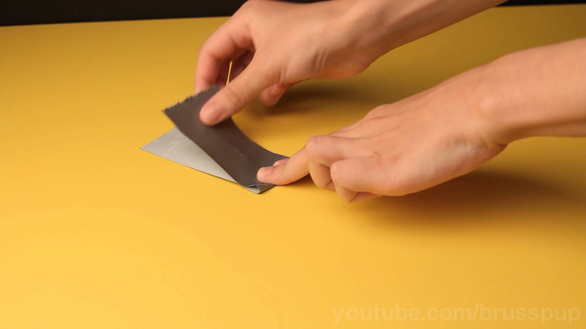 Make Duct Tape Glow!