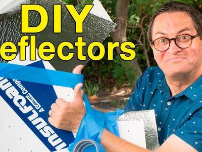 Make Your Own Reflector DIY Tutorial