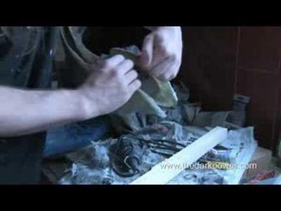 Making a Rubber Puppet