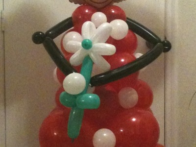 Mickey & Minnie Balloon Creations