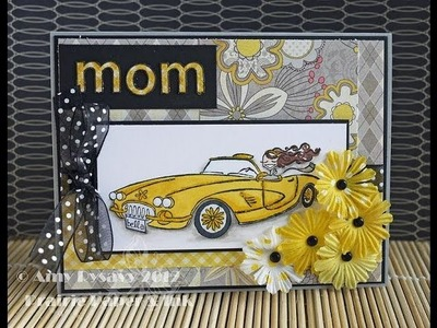 Mother's Day Card Series - Card #9