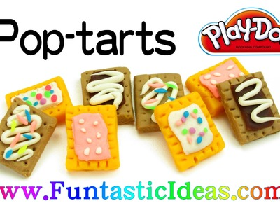 Play Doh Pop-tarts How to by Funtastic Ideas