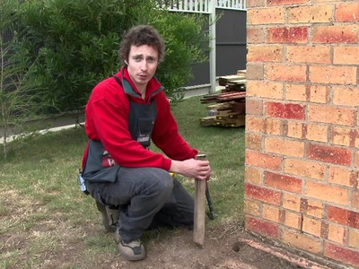 Preparing The Site For A Pergola - DIY At Bunnings