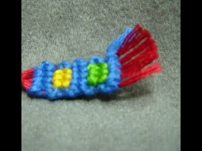 ► The Multicolor Alphabet - Friendship Bracelet Tutorial