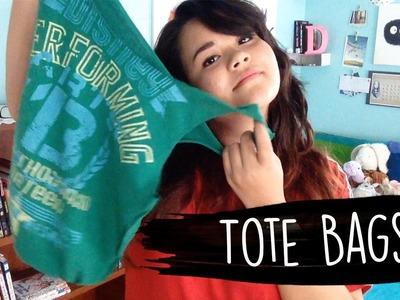 Tote Bags! | Phandom DIY