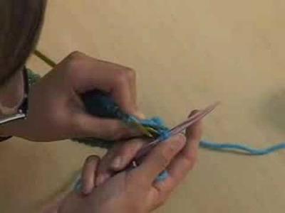 3 Needle Bind-off