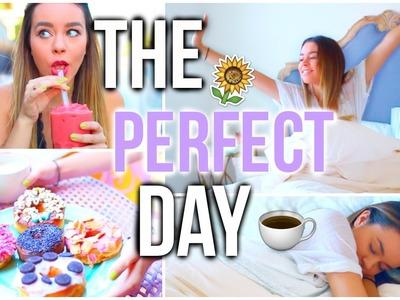 A Perfect Day In My Life! | Sierra Furtado