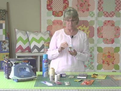 Basic Tools for Beginning Quilting - Quilting 101