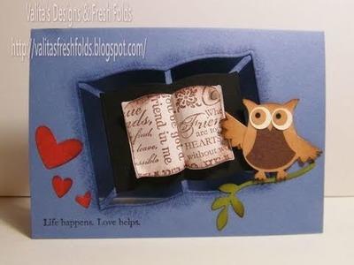 Book Lattice card