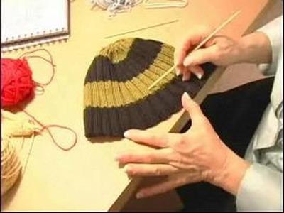 Continental Knitting Stitches : Knitting Vs. Pearl Stitches