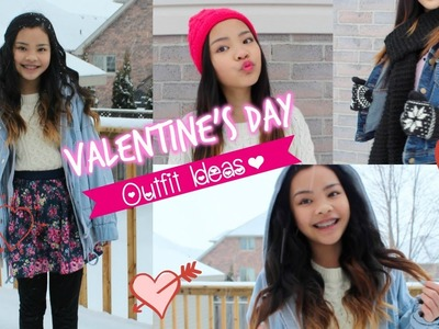 Cute Valentine's Day Outfit Ideas!