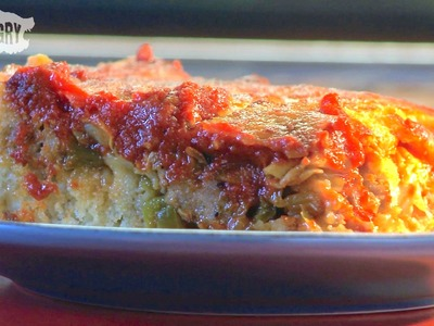 Deep Dish Pizza - Casserole Queens