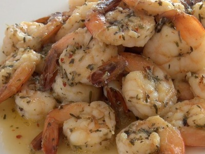 'DIRTY' SHRIMP in BEER BUTTER SAUCE - Nicko's Kitchen