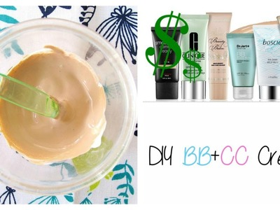 DIY BB+CC Cream| Which Is Right For Your Skin?