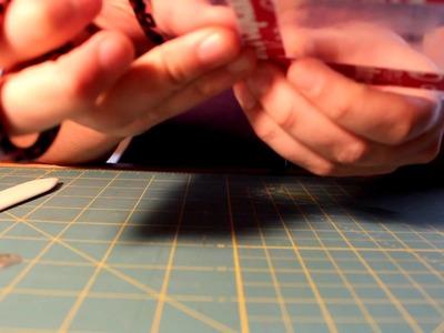 DIY Book Marker for Filofax