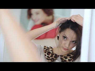 DIY Dior Veil with Simone Heng
